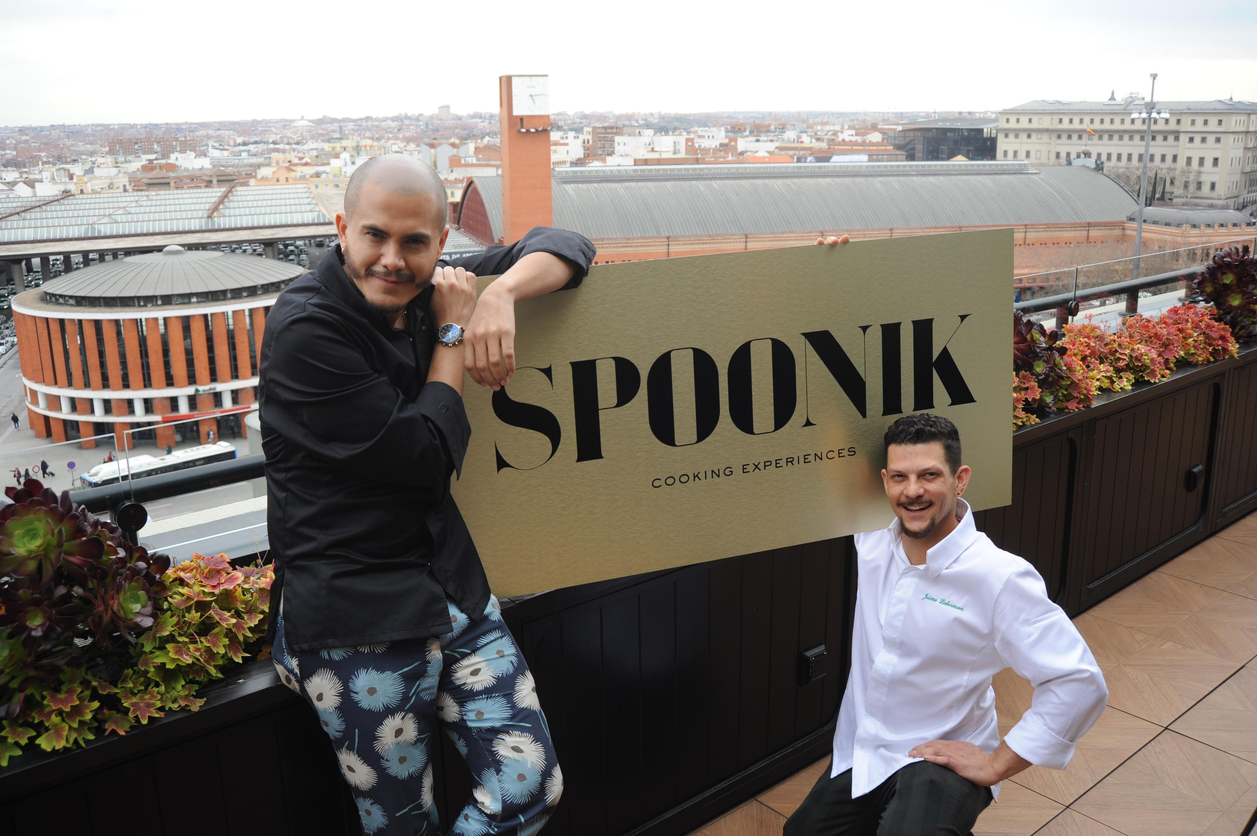 SPOONIKCLUB, el primer restaurante neurogastronómico, llega a Madrid de la mano de Only You Atocha