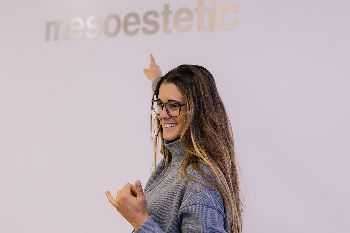 Gisela Pulido, nueva embajadora de  MESOESTETIC