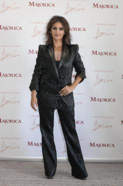 La Actriz Mónica Cruz presenta su primera colección de joyas diseñadas para Majorica
