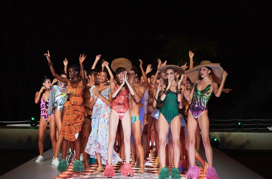 Tenerife Fashion Beach Costa Adeje presenta en su tercera edición las nuevas propuestas de moda baño para la temporada 2020