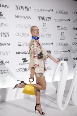 Talento e inspiración femenina  en los IV Premios Woman