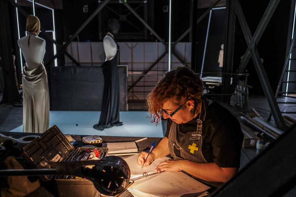 La Comunidad reivindica la moda como hecho artístico con una exposición dedicada aDavid Delfín