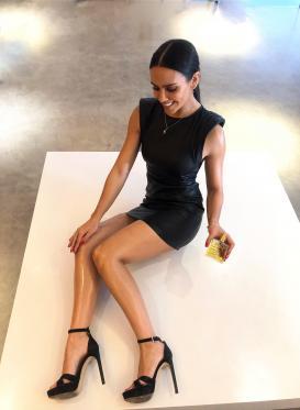 Cristina Pedroche, nueva embajadora de Nuxe.
