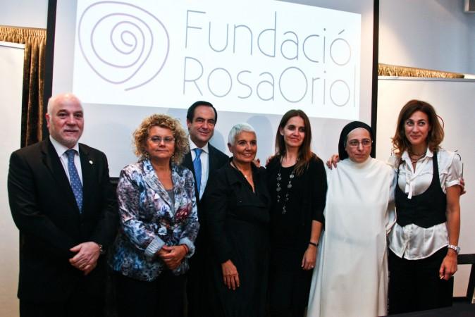 Presentada en Manresa la Fundación Rosa Oriol