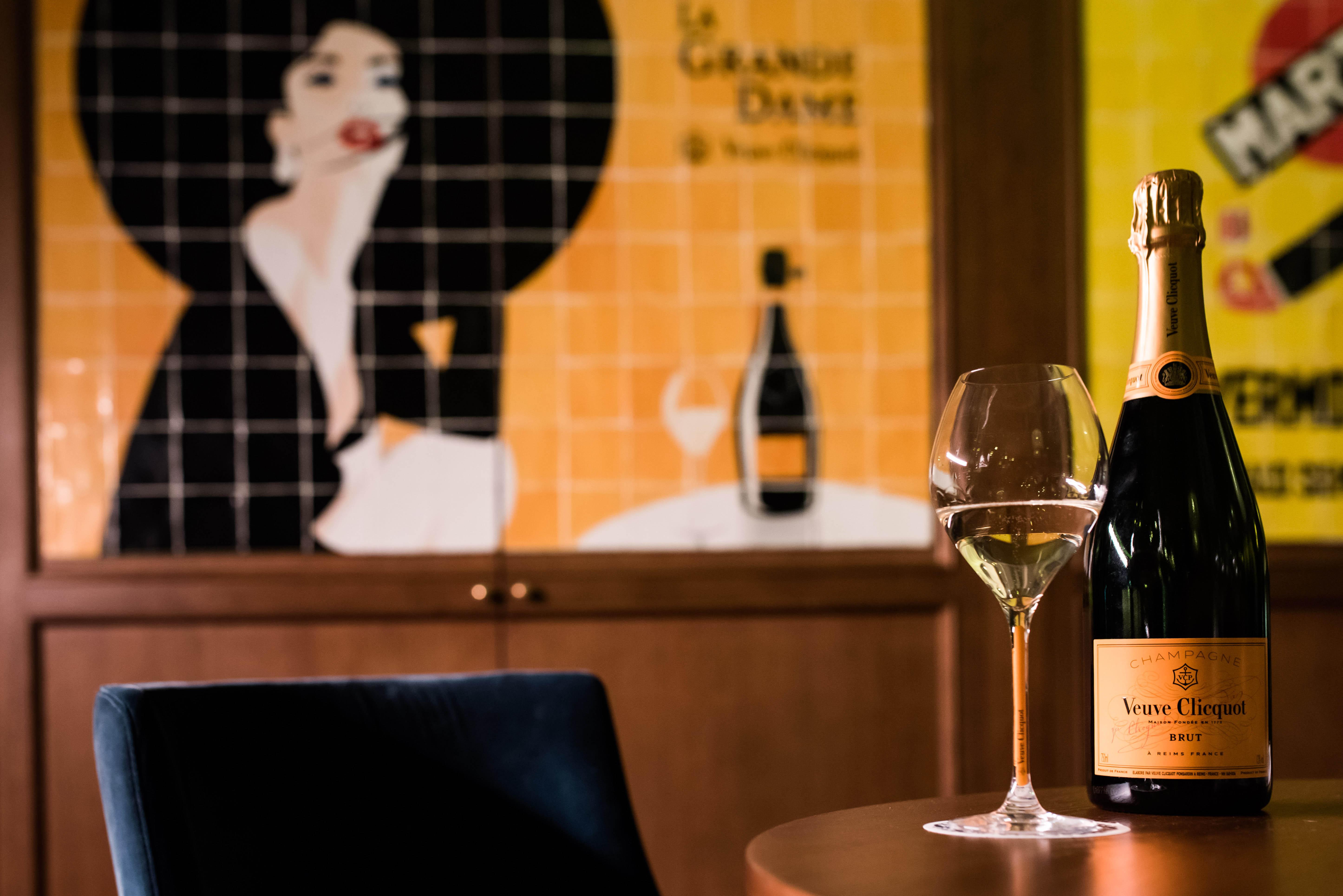Veuve Clicquot y Velissima Restaurante y Club di mare crean el menú maridaje para disfrutar de la dolce vita