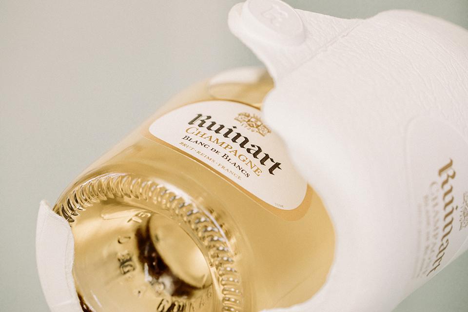 RUINART presenta un diseño único ecológico, second skin case