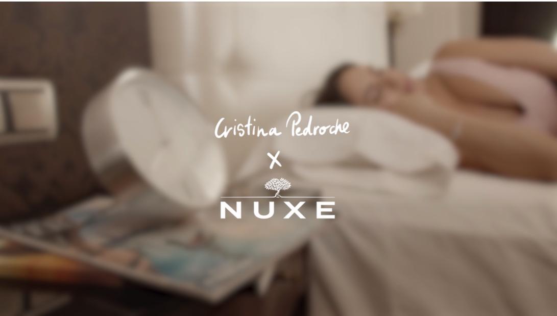 El tutorial definitivo de Cristina Pedroche para incluirHuile Prodigieuse de Nuxe en tu rutina de belleza diaria