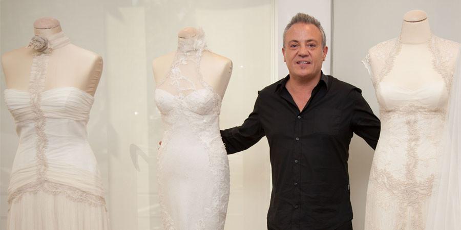 José Mª Peiró regresa a la producción propia e inaugura su primer Atelier Nupcial