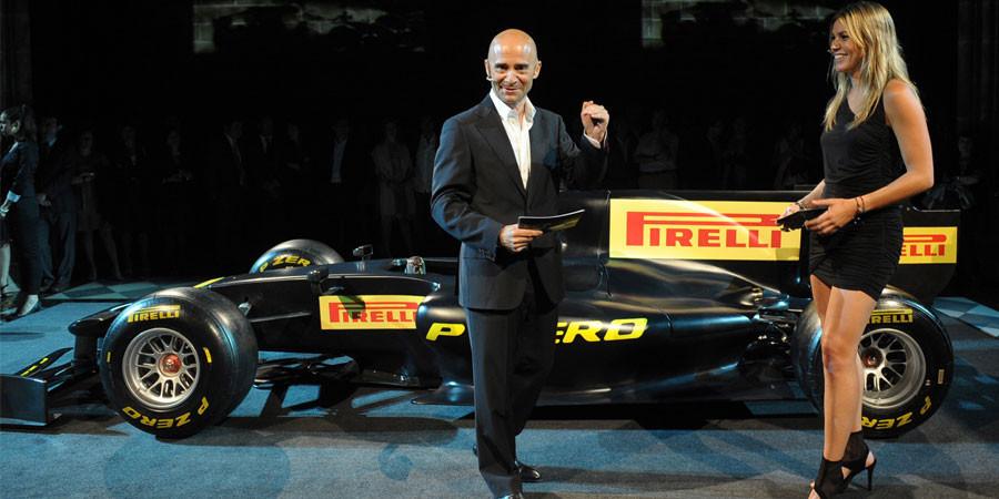 PIRELLI España  recibe a la Fórmula  1 con una deslumbrante fiesta de bienvenida en Barcelona