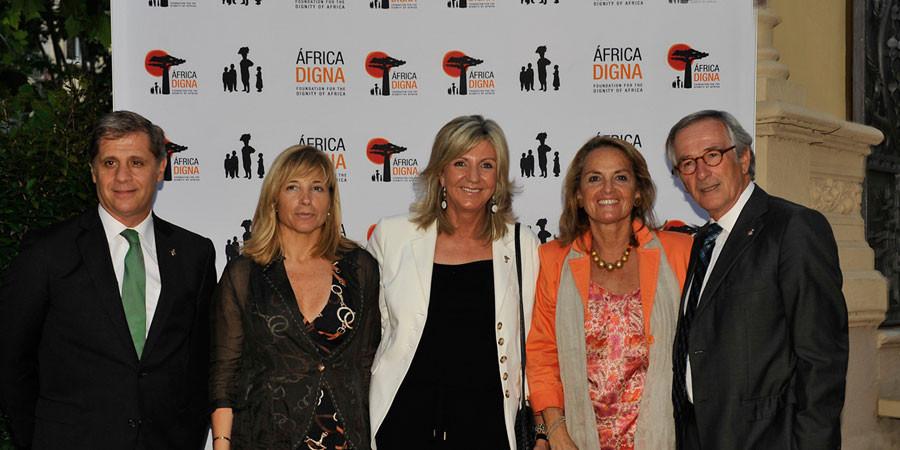 La Fundación África Digna y Piazza Comunicación Actual establecen un acuerdo de colaboración