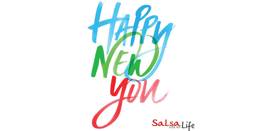 Happy New You By Salsa