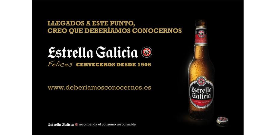 Estrella Galicia se presenta a nivel nacional