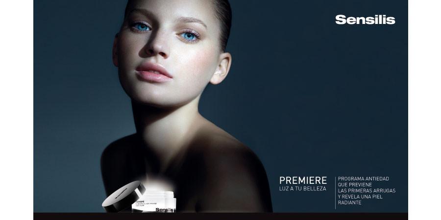 Sensilis presenta su nueva línea de cuidado facial: Premiere