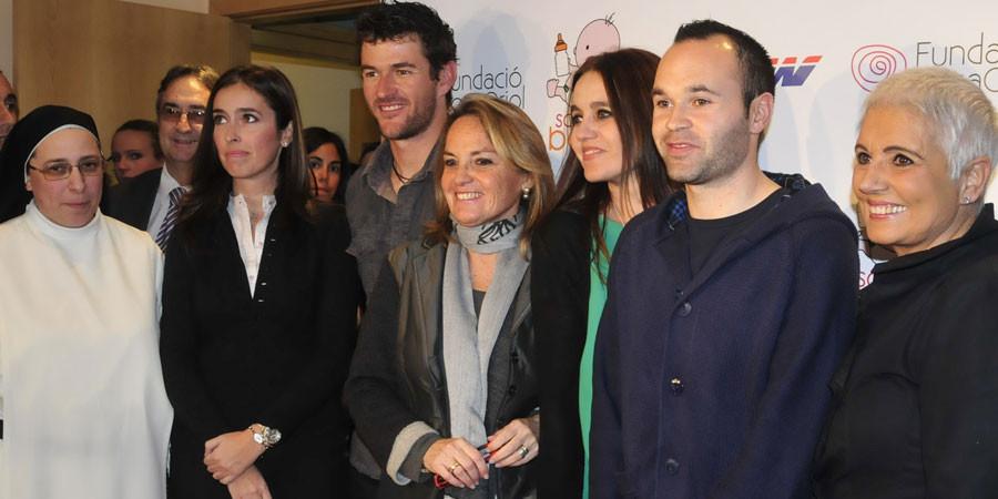 El Hospital Sant Joan de Déu acoge la presentación oficial de la Campaña SOS BEBE