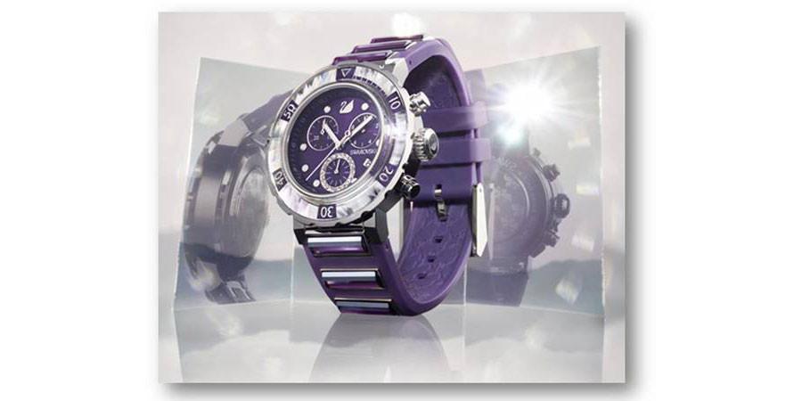 Swarovski presenta su primer reloj cronógrafo en la Feria Internacional de Relojería de Basilea