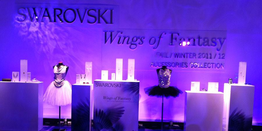 Swarovski presenta su nueva colección Otoño / Invierno 2011