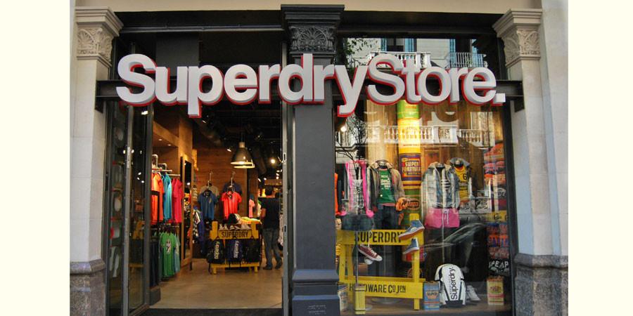 SUPERDRY abre en  España su primer Flagship Store