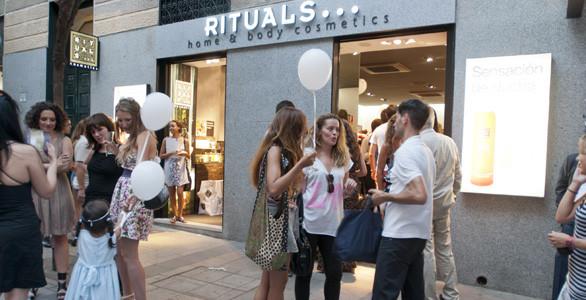 Rituals inaugura su Flag-ship store en Madrid