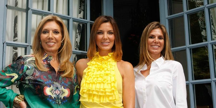 Maribel Yébenes presenta su nueva línea de cosmética