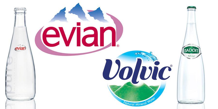 Agua Evian apuesta por Piazza para una nueva estrategia Lifestyle