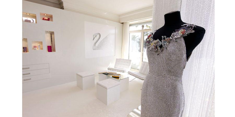Swarovski estrena Fashion Suite en el 64º Festival de Cine de Cannes