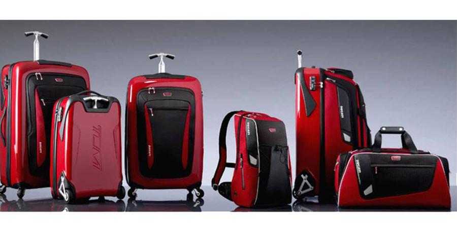 Tumi Y Ducati lanzan su nueva colección otoño-invierno 2011-2012