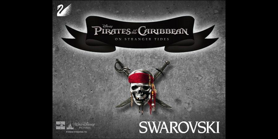 SWAROVSKI presenta la colección: Piratas del Caribe: En Mareas Misteriosas