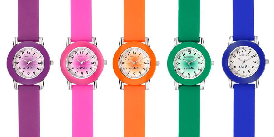 La nueva colección de relojes Colours de Morellato