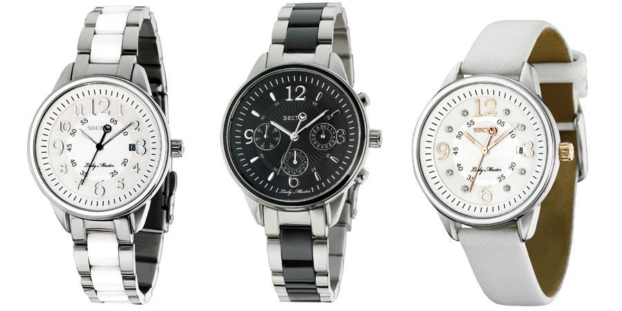 Primera Colección de relojes para mujeres de Sector No Limits