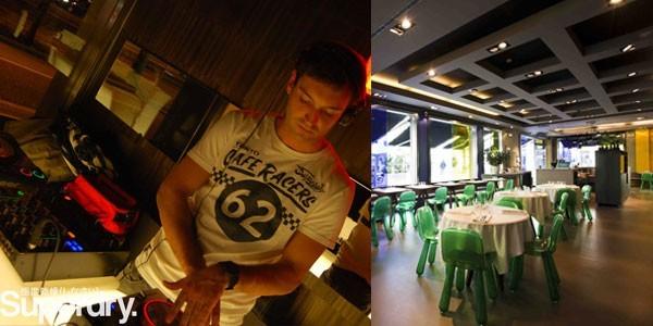 Afterwork de Superdry en el restaurante Daps
