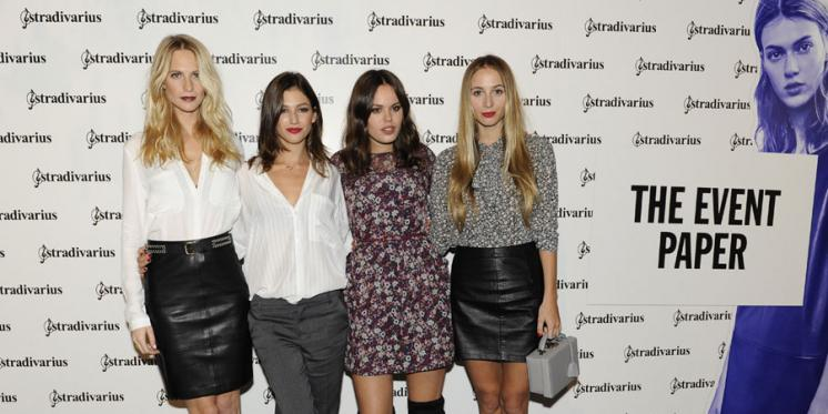 "Stradivarius celebra ""The Event Paper"""