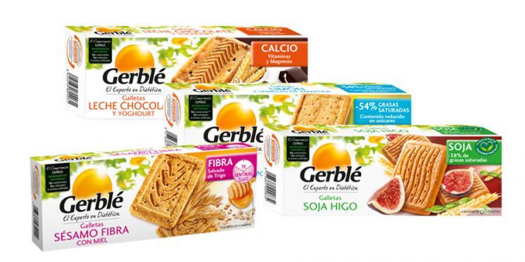 Galletas Gerblé, disfruta de un desayuno sano y delicioso