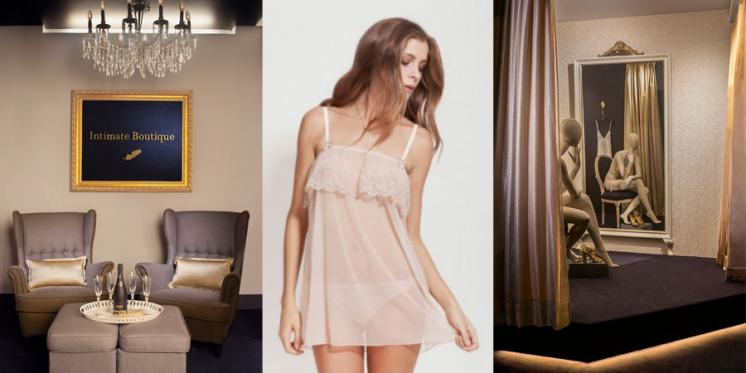 "Alma Bloom inaugura su ""Intimate Boutique"""