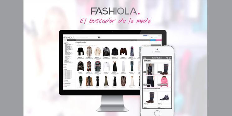Fashiola.es: El buscador de moda más completo y rápido del mercado