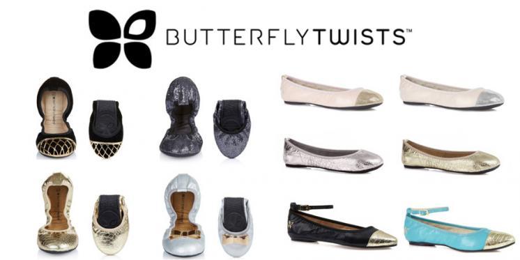 Butterfly Twist : Diseños metalizados de tendencia para esta Primavera
