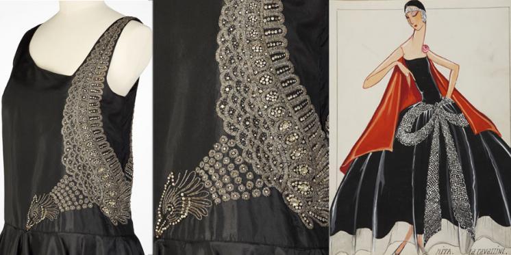 Swarovski colabora en París con la exhibición Jeanne Lanvin