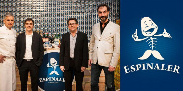 Espinaler desvela su nueva imagen corporativa internacional