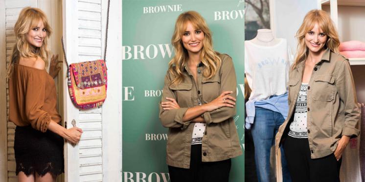 Alba Carrillo presenta la nueva campaña de verano de Brownie
