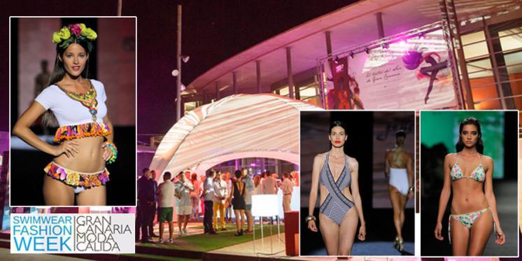 La pasarela Swimwear Fashion Week Gran Canaria Moda Cálida  cierra con éxito una nueva edición
