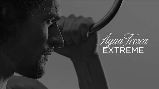 Adolfo Domínguez presenta Agua Fresca Extreme