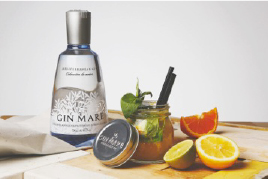 Gin Mare presenta el concepto Med Cocktails