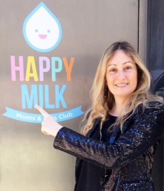 Happy Milk el primer club para mamás, bebés y niños