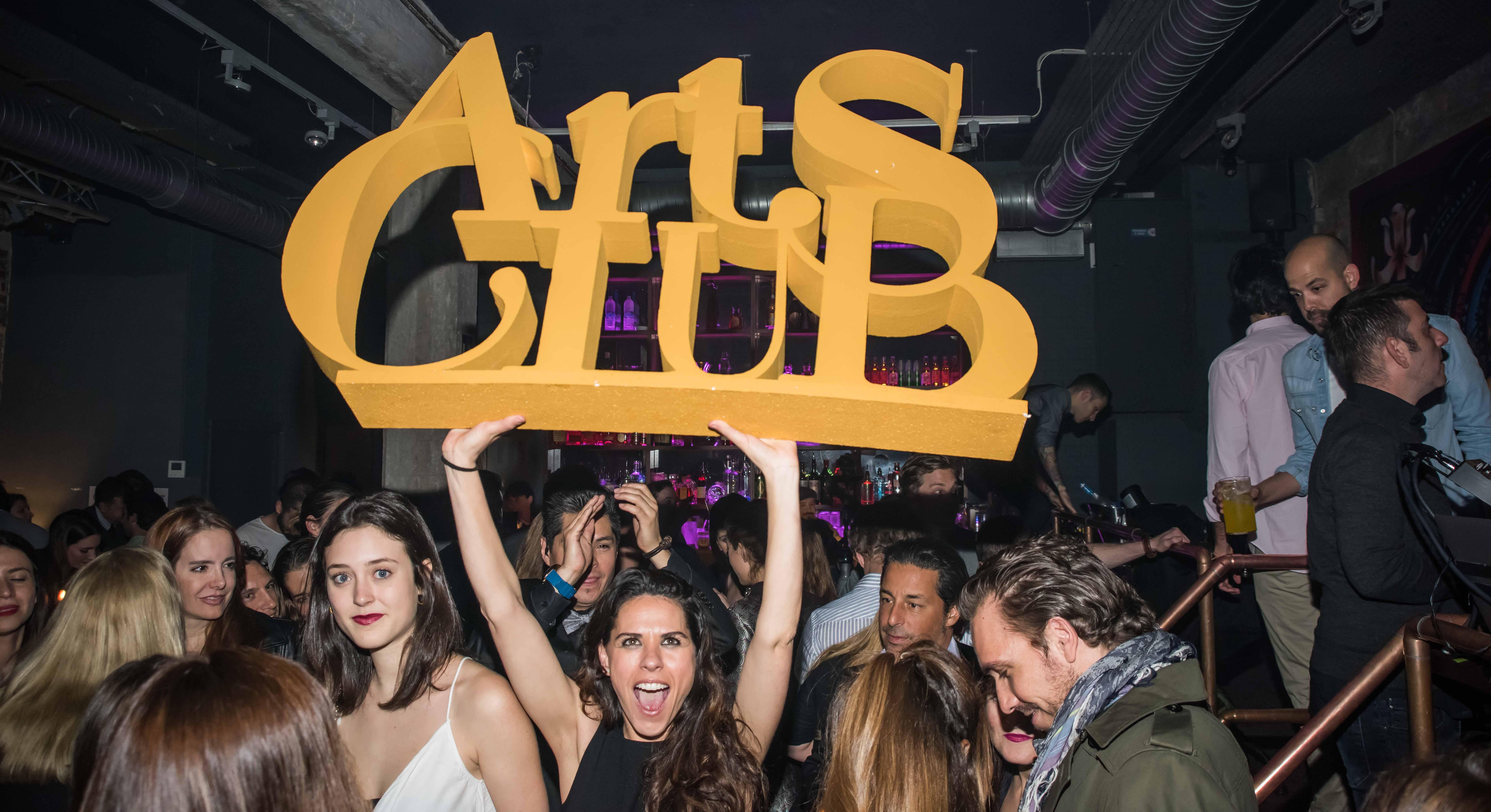 Arts Club, donde lo inesperado es su plato fuerte, celebra su primer año