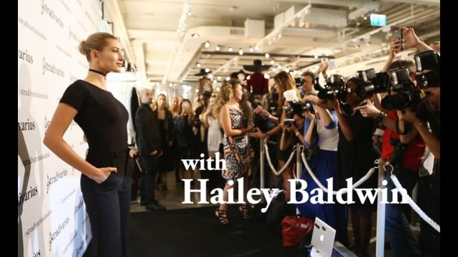 The Event Paper celebra su tercera edición con una nueva invitada de honor Hailey Baldwin