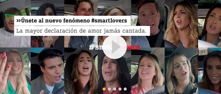 Los #smartlovers inundan las RRSS