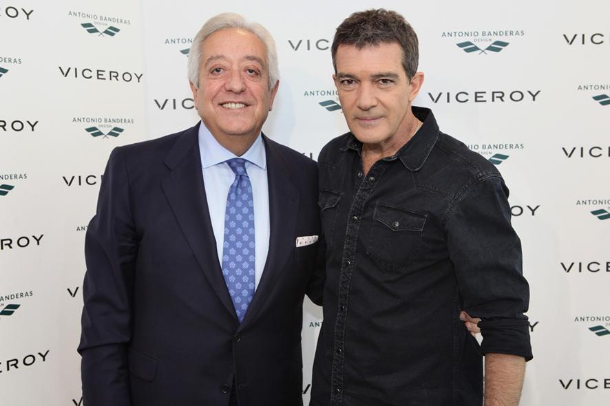 """Viceroy y Antonio Banderas vuelven a unir sus caminos y presentan una nueva Colección de Relojería y Joyería """"VICEROY  Antonio Banderas Design"""""""