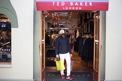 Acción Ted Baker Las Rozas