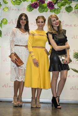 Inaugura su primera flagship en el centro de Madrid amadrinada por Virginia Troconis, Elena Furiase y Esmeralda Moyá.
