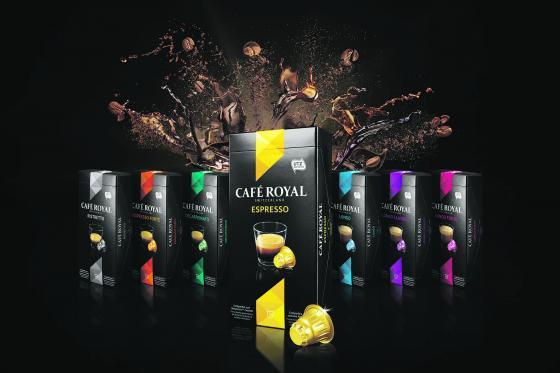 Royal, Café Royal® al servicio del buen gusto, nuevo cliente en Piazza comunicación