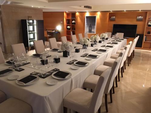 Dom Pérignon presentó su espectacular SUITE DOM PÉRIGNON P2, un increíble alojamiento de más de 350 metros cuadrados hospedado en el prestigioso Hotel Arts Barcelona